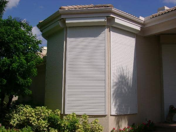 Eurex Roll Down Shutters